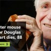 Computer mouse creator Engelbart dies, aged 88