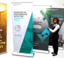 ROLL-UP BANNER DESIGN/ PRINT IN NIGERIA