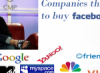 The 11 Companies That Tried To Buy Facebook