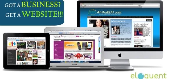 Website Designer in Nigeria