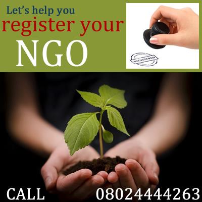 NGO registration agency in lagos nigeria