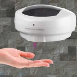 cost of touch free hand sanitizer dispenser