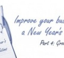 Top 10 New Year's Resolutions for Entrepreneurs