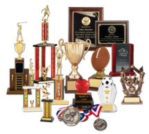 PLAQUES VS TROPHIES-here's the difference?