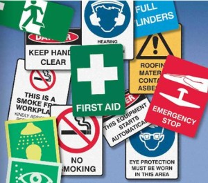 office Safety signs, in Lagos, Abuja Port harcourt