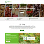 farm export website designers in Nigeria