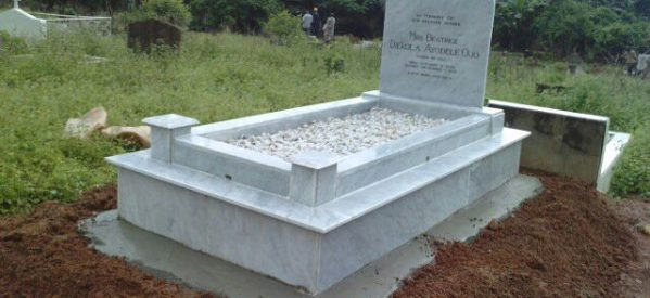 Tombstone Making Companies in Nigeria