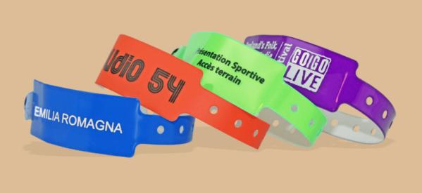 Event Wristbands in Nigeria – 08181447766