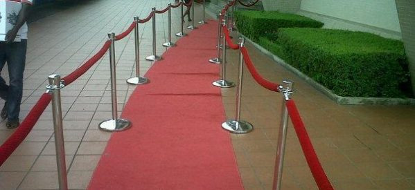 Crowd Control Stanchion in Nigeria